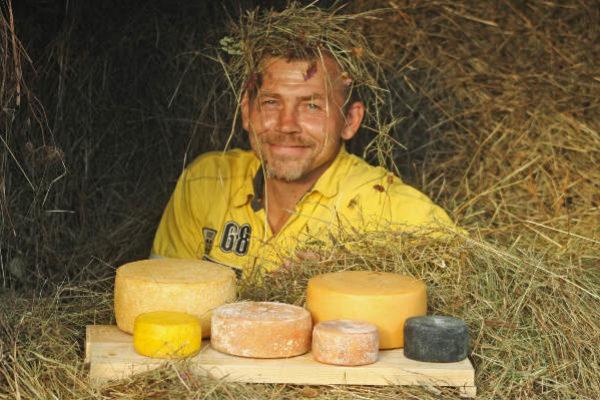 фермерское хозяйство сыроварня
