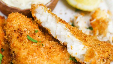 Сыр и рыба