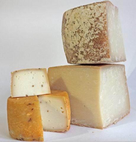 Фермерский сыр